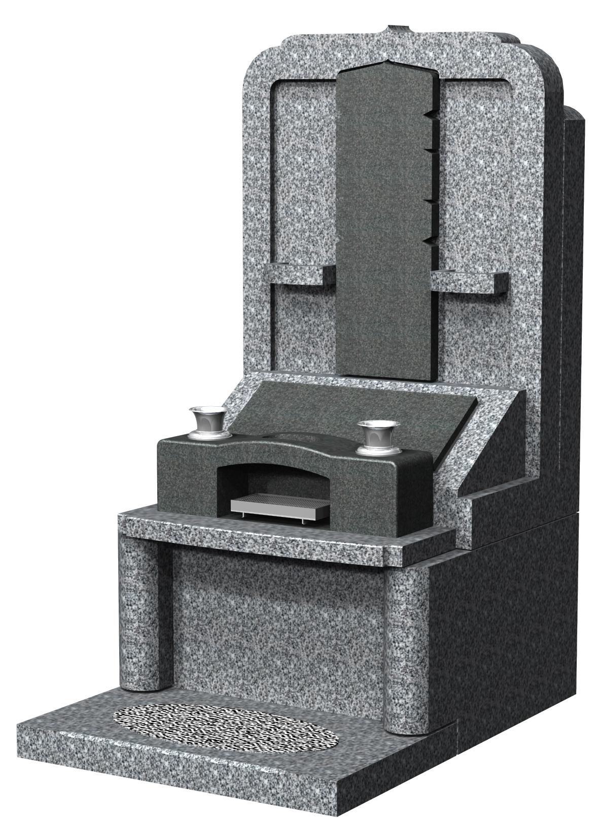 レンタル墓地・ロッカー式納骨室個別納骨室「ごえん特別区」