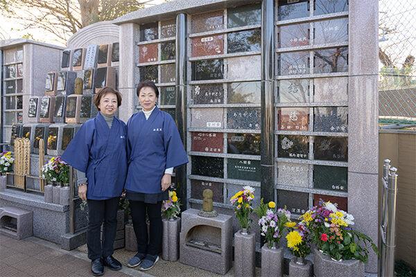 戸塚海蔵院で樹木葬・レンタル墓地・ロッカー式納骨室をご案内